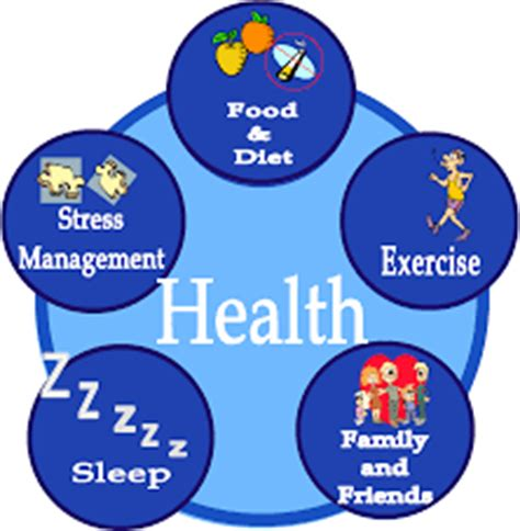 Sample essay about healthy lifestyle